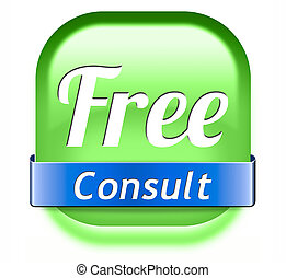 free consultation gratis consult and customer support desk...