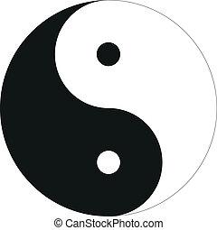 Yin Yang simbol