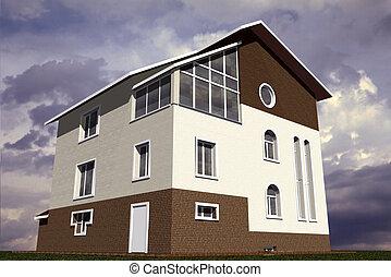 Dwelling House