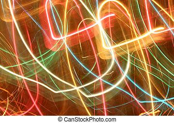 freezelight background - abstract freezelight background