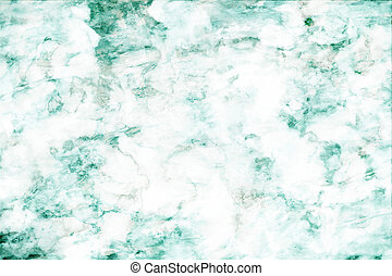 green marble texture stone wall for design