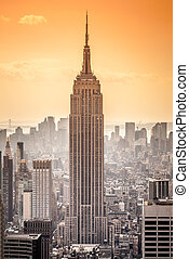 Empire State Building - An image of the Empire State...