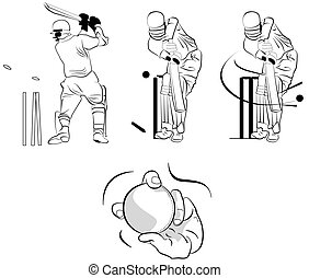 Cricket Actions