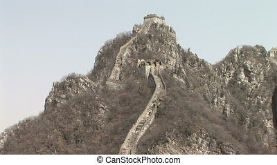 Original Tower at the Great Wall - Original section of The...