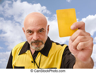 Ref and blue sky