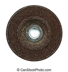 Abrasive disks for metal and stone grinding, cutting