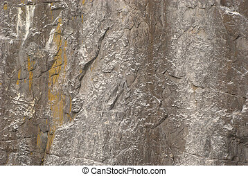 Solid Rock Face - Solid rock face great for backgrounds or...