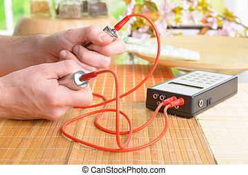 Zapper Device - Zapper device used in alternative medicine...