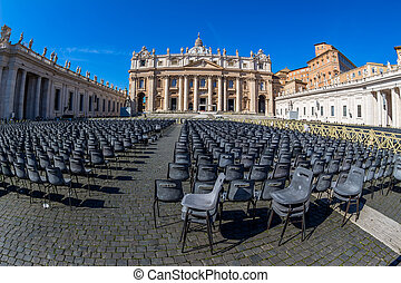 italy, rome, st. peter's basilica