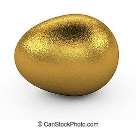 Wielkanoc, jajko, biały, tło