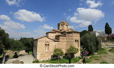 Church of the Holy Apostles - Holy Apostles of Solaki, Agii...
