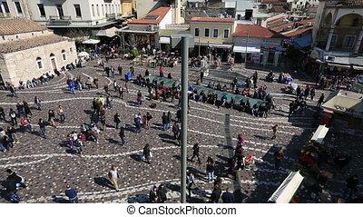 Monastiraki Square 1
