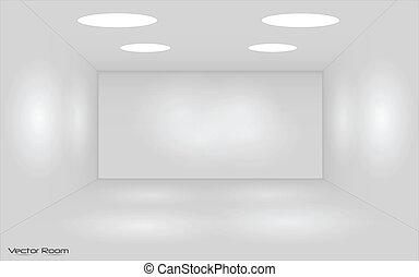 Interior Room, Illustration