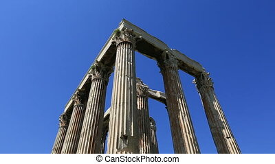 Temple of Zeus at Athens
