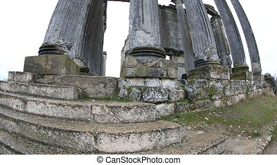 ancient city of Aizanoi Zeus Temple - ancient city of...