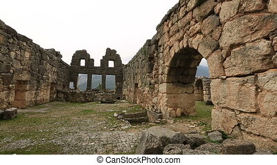 ancient city of Arycanda 4 - 5th or 6th century BC Ancient...