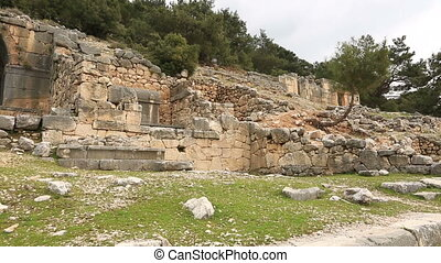 ancient city of Arycanda 6 - 5th or 6th century BC Ancient...