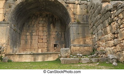 ancient city of Arycanda 7 - 5th or 6th century BC Ancient...