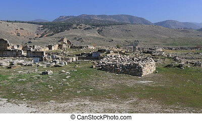 ancient city of Hierapolis 1 - 3rd century BC Ancient...