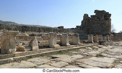 ancient city of Hierapolis 2 - 3rd century BC Ancient...
