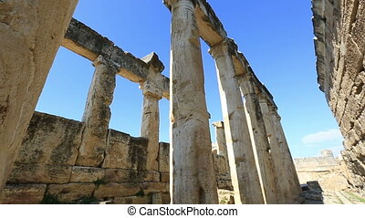 ancient city of Hierapolis 4 - 3rd century BC Ancient...