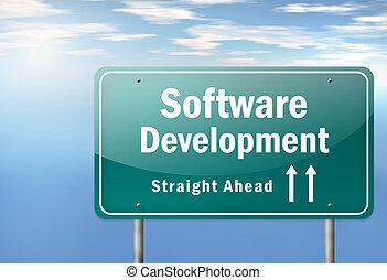 Highway Signpost Software Development - Highway Signpost...