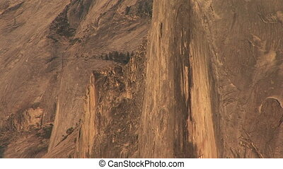 Half Dome, Yosemite National Park - Half Dome, view from...
