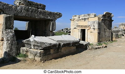 ancient city of Hierapolis 7