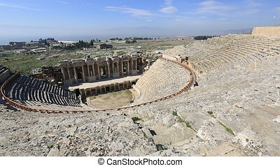 ancient city of Hierapolis 11 - 3rd century BC Ancient...