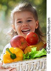 健康, 食物, 食べること