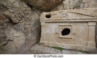 ancient city of Olympos 4 - 2nd century BC Ancient Olympos...