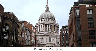 St Paul - Saint Paul Cathedral in London