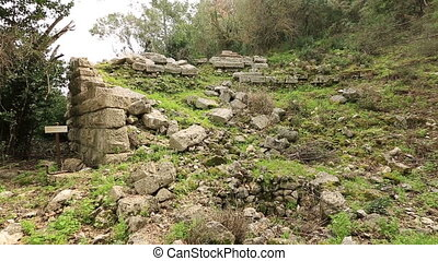 ancient city of Olympos 8 - 2nd century BC Ancient Olympos...