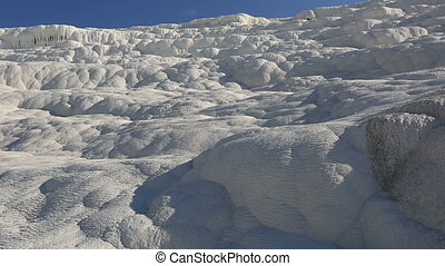 cotton castle Pamukkale 4 - famous place travertine terraces...