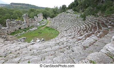 ancient city of Phaselis 1 - 7th century BC Ancient Phaselis...
