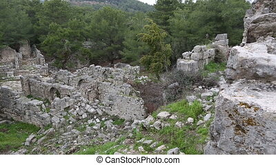ancient city of Phaselis 3 - 7th century BC Ancient Phaselis...