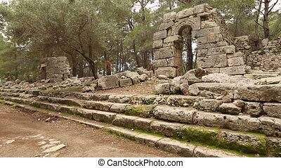 ancient city of Phaselis 4 - 7th century BC Ancient Phaselis...