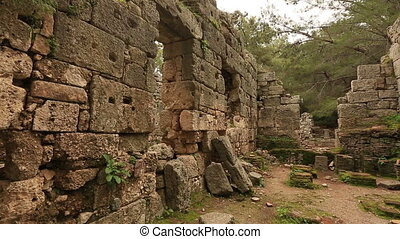 ancient city of Phaselis 7 - 7th century BC Ancient Phaselis...