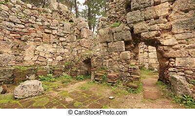 ancient city of Phaselis 8 - 7th century BC Ancient Phaselis...