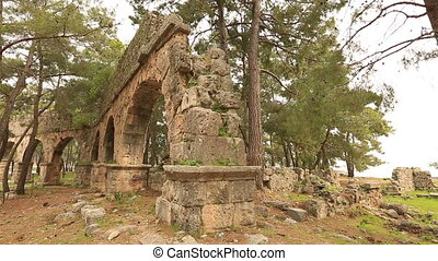 ancient city of Phaselis 12 - 7th century BC Ancient...