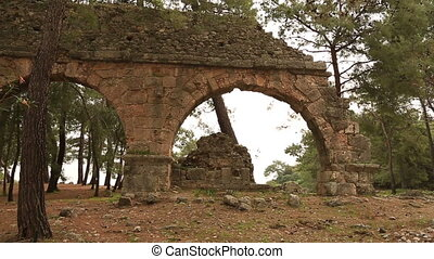 ancient city of Phaselis 13 - 7th century BC Ancient...