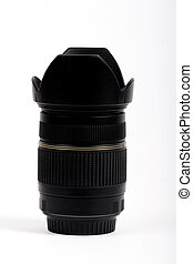 Long tele-zoom lens
