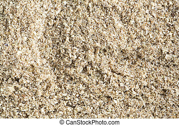 Cumin - Close up of Cumin, macro, focus selected