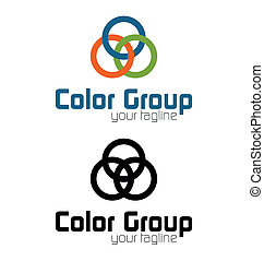 Color group logo