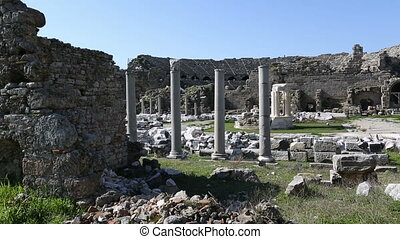ancient city of Side 1