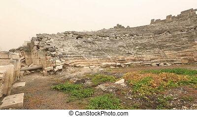 ancient city of Tlos 1 - 4000 BC Ancient Tlos City at Turkey