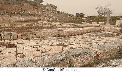 ancient city of Tlos 3 - 4000 BC Ancient Tlos City at Turkey
