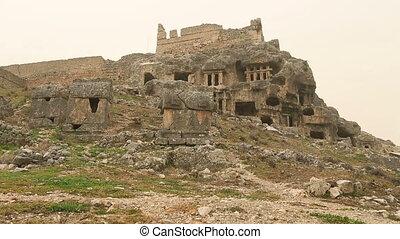ancient city of Tlos 4 - 4000 BC Ancient Tlos City at Turkey