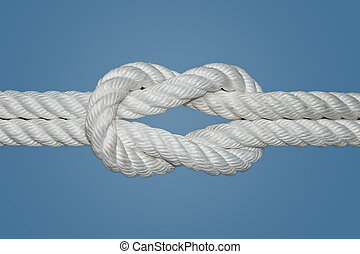 Reef Knot or Square Knot - The Reef Knot or Square Knot is...