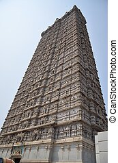 Gate Tower Gopuram